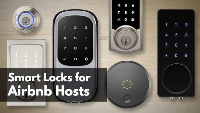 best smart locks for airbnb - airbnb host assistant